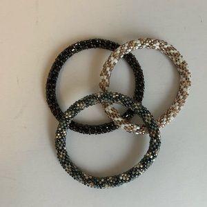 Lily & Laura Bracelets, Set of 3